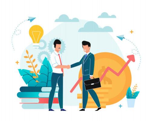 office-situation-partnership-flat-illustration_81534-1694